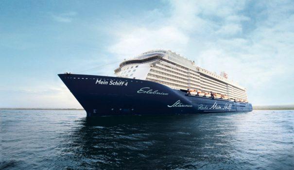 Mein Schiff Grossbritannien Balkon Kabinen Special