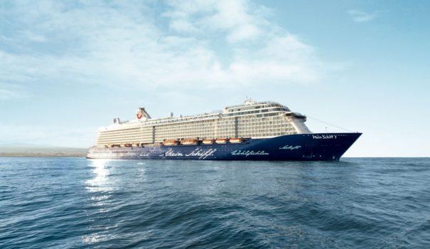 Mein Schiff Norwegen Mittelmeer